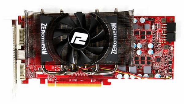 PowerColor Radeon HD 4890 PCS+; Özel tasarım HD 4890'lar görünmeye başladı