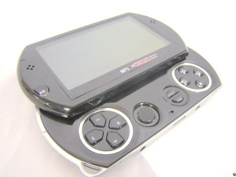 PSP Go da klonlandı: İşte karşınızda PXP-2000