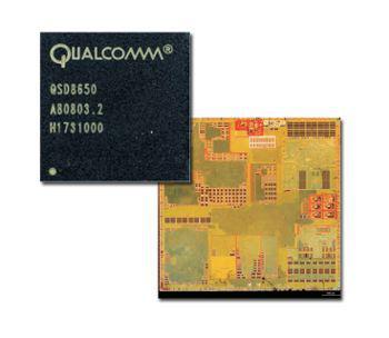Qualcomm akıllı telefonlar için 1.3GHz işlemcili Snapdragon platformunu hazırlıyor