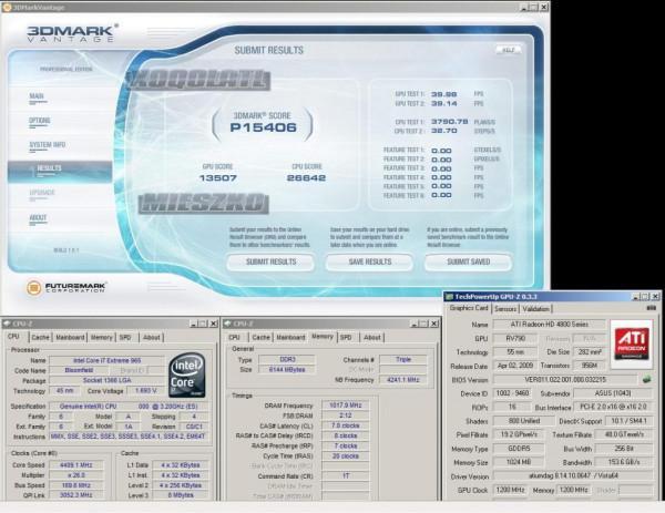 ATi Radeon HD 4890 hız aşırtma ile 1.2GHz'i gördü
