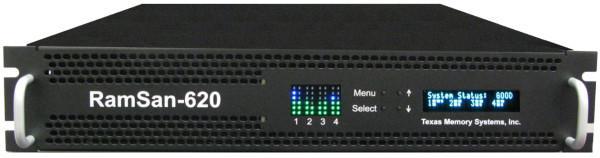 RamSan-620: 5TB kapasiteli, dünyanın en hızlı SSD'si