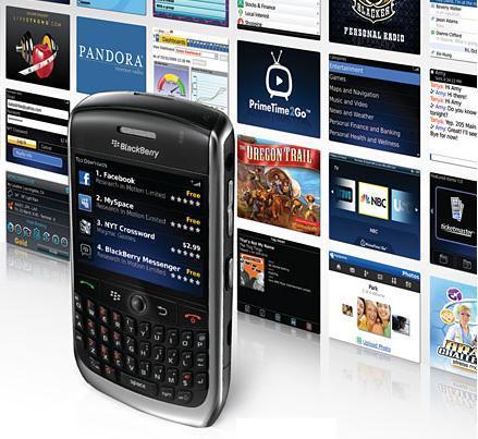 Blackberry'lere daha gelişmiş oyunlar yakında gelebilir