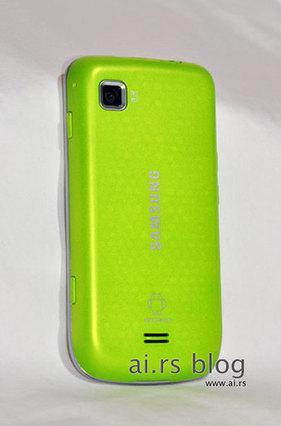 Samsung'un Android'li telefonu, i5700