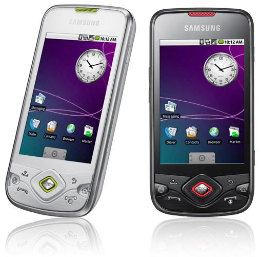 Samsung, Android'li Galaxy