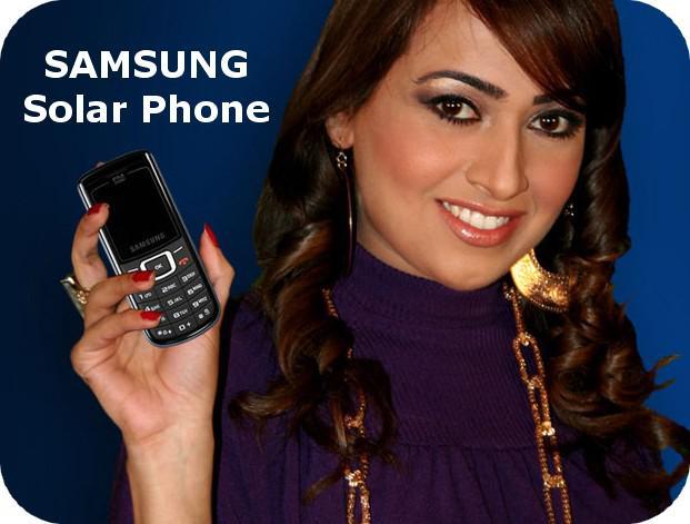 Samsung Solar Crest: Güneş enerjisiyle çalışan yeni telefon Pakistan'da tanıtıldı