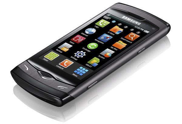 Huzurlarınızda Samsung Wave: Bluetooth 3.0 destekli ilk telefon