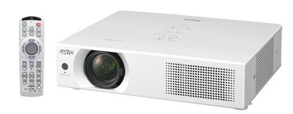 802.11n WiFi Üzerinden Çalışabilen ilk Projektör: Sanyo LP-WXU700
