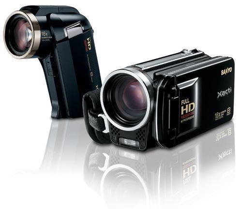 Sanyo iFrame uyumlu ilk kameralarını tanıttı