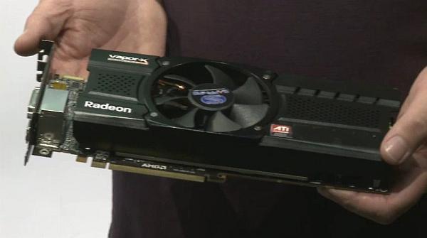 Sapphire Radeon HD 5870 Vapor-X görüntülendi
