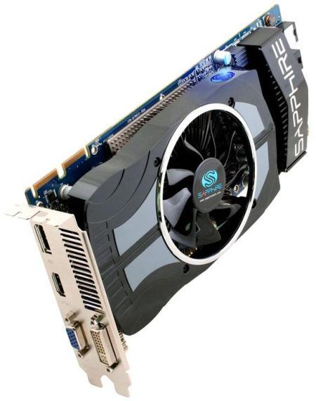 Sapphire'in 2GB GDDR5 bellekli Radeon HD 4890 Vapor-X modeli fiyatlandı