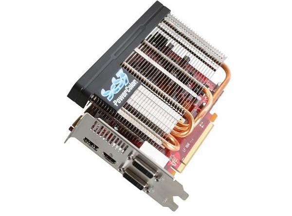 PowerColor pasif soğutmalı SCS3 HD 5750 modelini satışa sundu