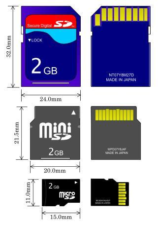 SD 4.0 standardıyla bellek kartlarında 300MB/sn transfer hızına ulaşılacak