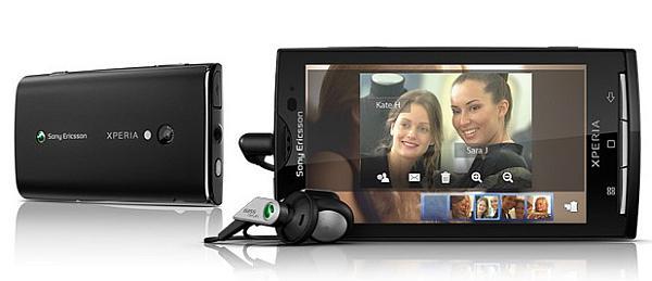 Sony Ericsson dokunmatik ekranlı yeni bir Walkman telefon hazırlıyor