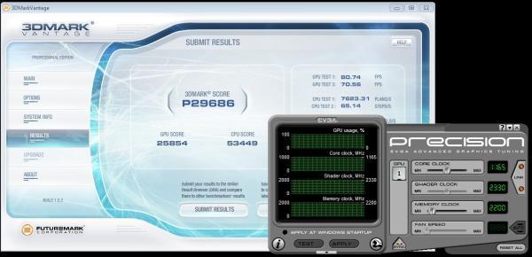 GeForce GTX 480'nin GPU hızı 1165MHz'e çıkartıldı