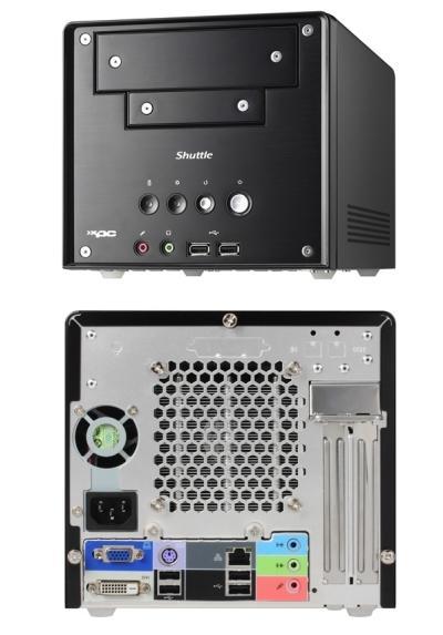 Shuttle'dan AMD tabanlı yeni mini-bilgisayar; SA76G2