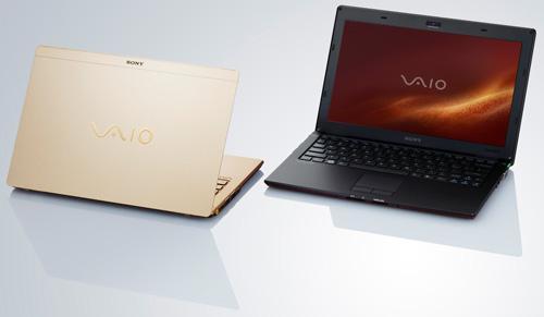 Sony, Vaio X'i tanıttı
