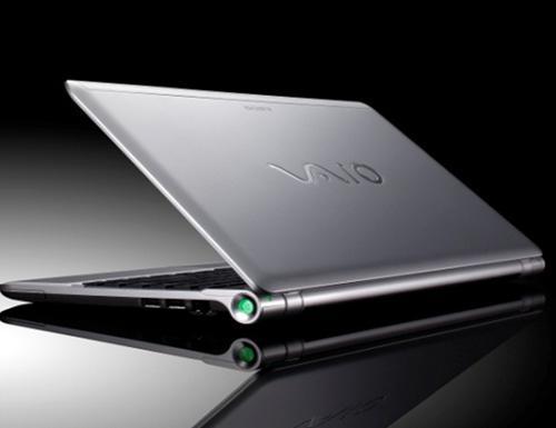 Sony'nin Intel CULV tabanlı ilk dizüstü bilgisayarı göründü: VAIO Y11
