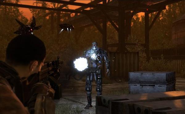 Terminator Salvation, Nvidia PhysX teknolojisini kullanıyor
