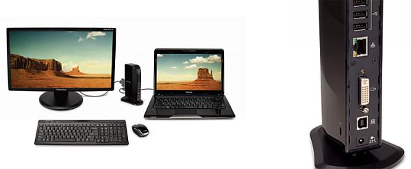 Toshiba'dan evrensel USB çoklayıcısı: dynadock V