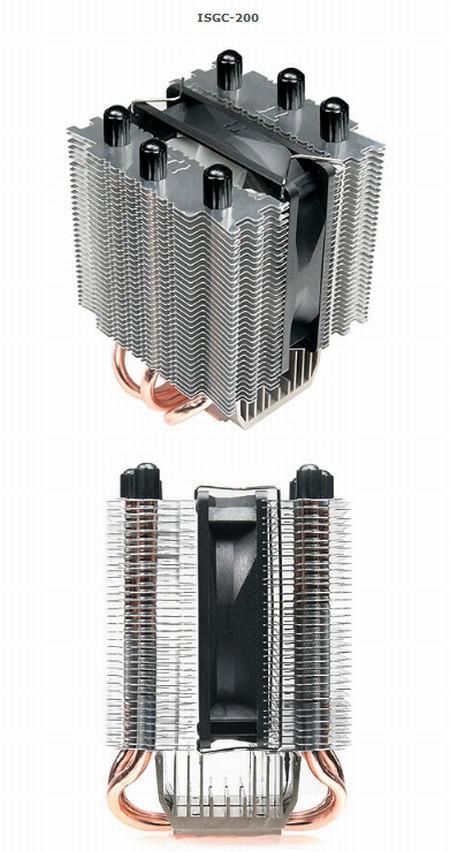 Thermaltake'den ISGC serisi dört yeni işlemci soğutucusu