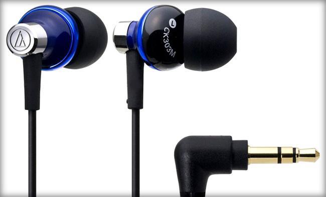 Audio Technica, CK303 kulaklığını tanıttı