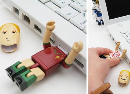 Dünya Kupası figürlü USB bellekler satışa sunuldu