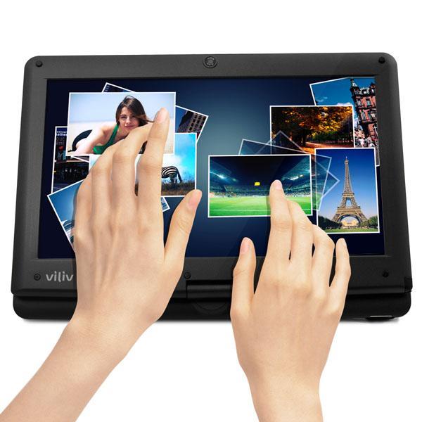 Viliv'in tablet netbook'u S10, 699 dolardan başlayan fiyatlarla satışa sunulacak