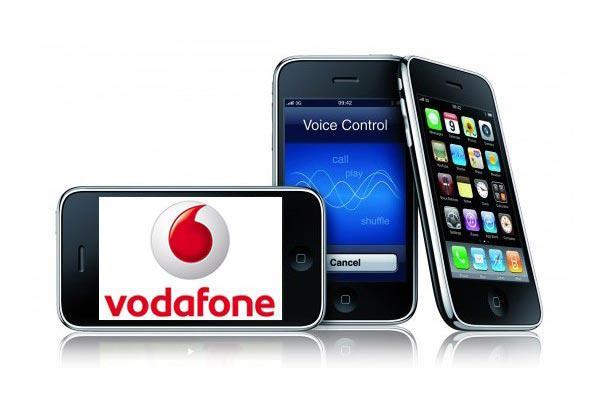 Vodafone, İngiltere'de 8 günde 100,000'den fazla iPhone satmayı başardı
