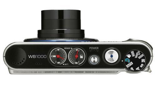 Samsung'dan yeni dijital fotoğraf makinesi:WB1000