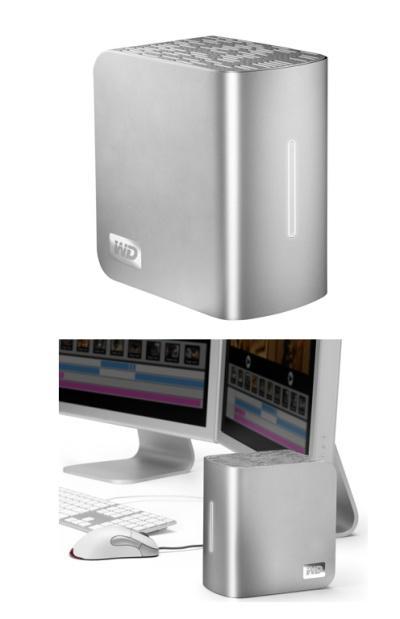 Western Digital'den Mac kullanıcıları için 4TB kapasiteli yeni harici depolama çözümü