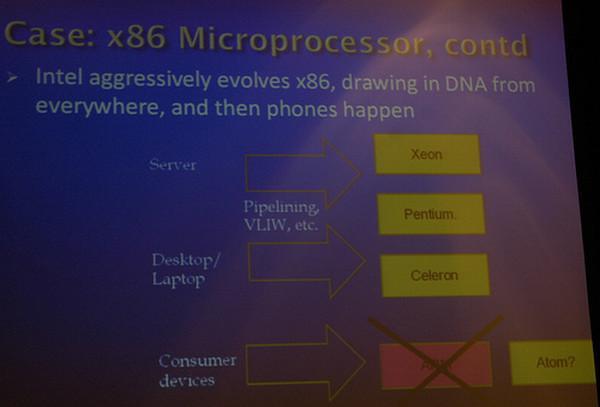 VMware CEO: x86 mimarisi güç tüketiminde açgözlü, mobil cihazlar için uygun değil