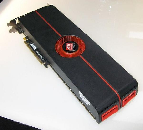 XFX, Radeon HD 5970 Black Edition Eyefinity6 modelini gösterdi