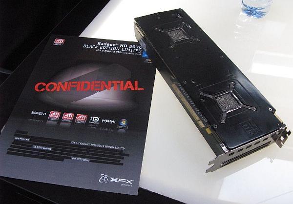 Eyefinity6 teknolojisi HD 5970'le buluştu