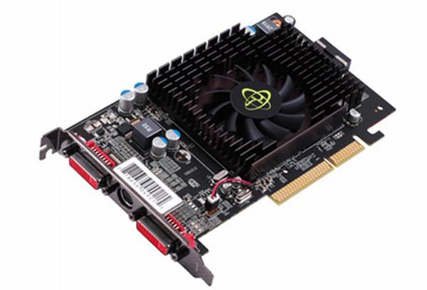 XFX Radeon HD 4650 AGP modelini kullanıma sunuyor