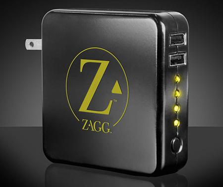 Mobil cihazlarınızın enerji kaynağı: Portatif Zaggsparq Şarj Aleti