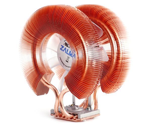 Zalman'dan yeni işlemci soğutucusu; CNPS9900A