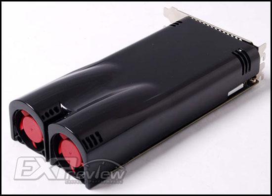 Batmobil tasarımlı ekran kartı: Zotac GT240 Extreme Edition