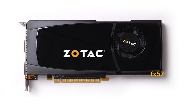 Zotac GeForce GTX 470 gün ışığına çıktı