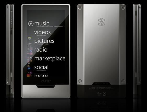 ZuneHD,iPod Touch'dan daha pahalı mı olacak ?