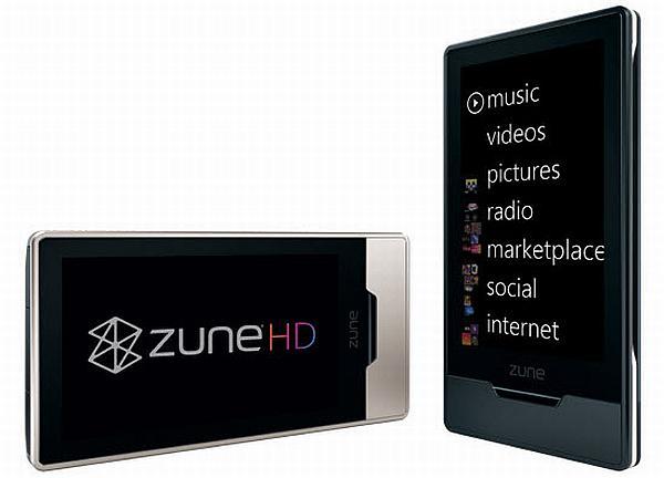 Zune HD detaylandı; En güçlü taşınabilir medya oynatıcısı 15 Eylül'de geliyor