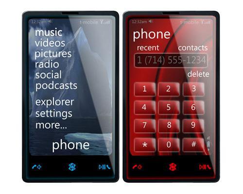 Microsoft'un Zune telefonu: Windows Mobile 7 ve Nvidia Tegra bir arada!