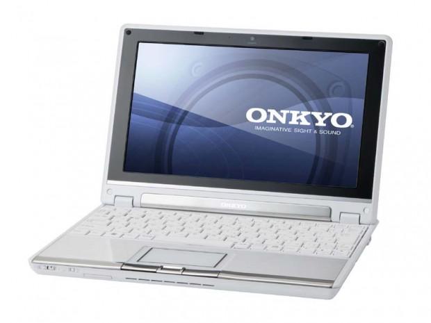 Onkyo'dan 14 saat batarya ömrü vaadeden dizüstü bilgisayar