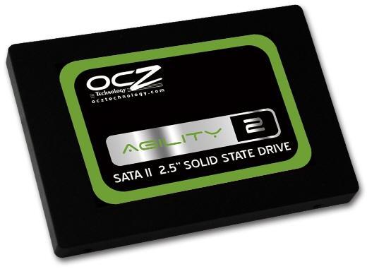 OCZ, Vertex 2 ve Agility 2 serisi SSD sürücülerini duyurdu
