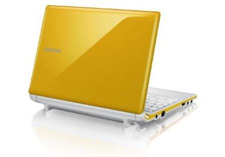 Samsung'dan Corby serisi yeni netbook bilgisayarlar: Samsung N150 Corby