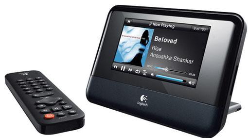 Logitech Squeezebox Touch satışa sunuldu