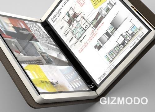 Microsoft Courier: Bir tabletten fazlası