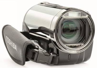 Toshiba yeni kameraları CAMILEO S20, H30 ve X100'ü satışa sunuyor