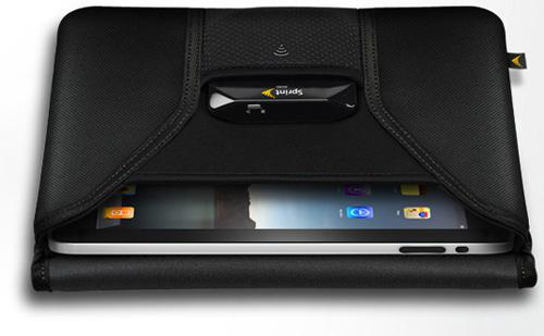 Amerika'lı operatör Sprint'ten iPad'e özel kılıf