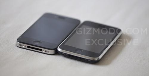 Karşınızda 4.Nesil iPhone (G)