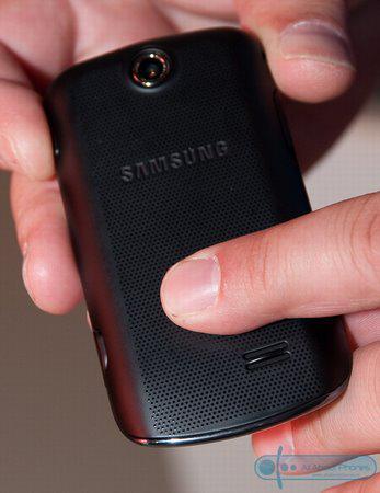 Samsung'un dokunmatik ekranlı cep telefonu S3370 ile ilgili yeni detaylar